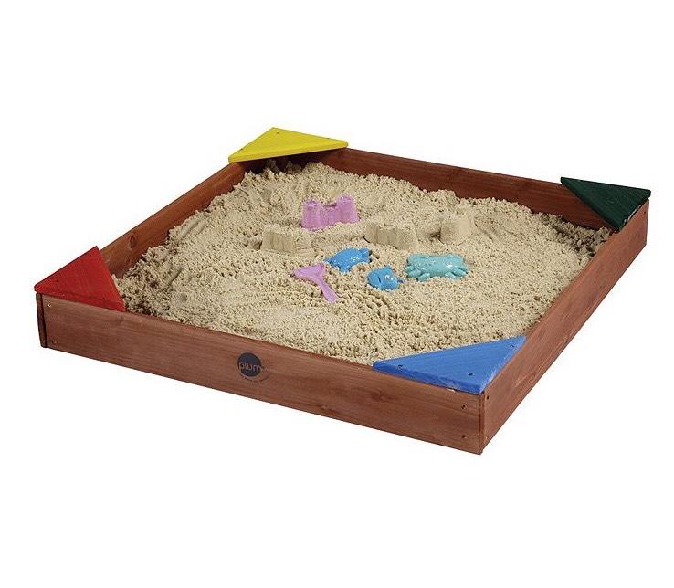 Plum junior wooden sand pit - £18 (free C&C) @ Tesco Direct