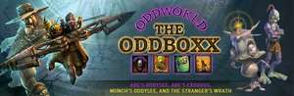 The Oddboxx (Steam - PC) £2.00 on Steam 80% off