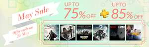 PlayStation PS3 PS4 psn discount offer