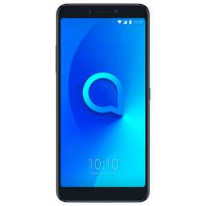 Alcatel 3V Android 8.0 Oreo £85 Tesco Mobile in-store with £10 top-up