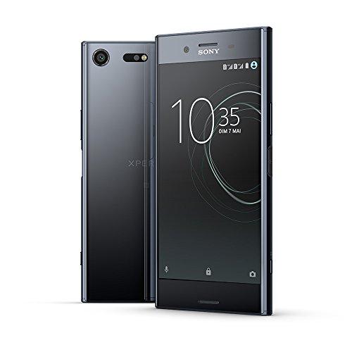 Sony Xperia XZ Premium Unlocked Smartphone 4G (Screen: 5.5 inches - 64 GB - Dual Nano-SIM - Android) Black @ Amazon France - £368.59