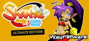 Shantae: Half-Genie Hero Ultimate Edition £21.41 at -10% @ Steam