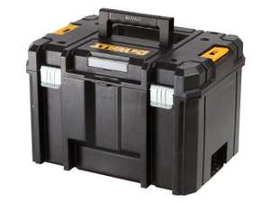 DeWalt TStak 23 Litre Deep Toolbox £26 Delivered @ FFX