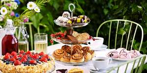 Afternoon tea for two at IKEA Gateshead - £10 for Family Card Members