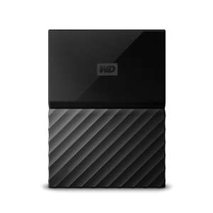 WD My Passport Hard Drive 4TB Black £91.49 @ Amazon