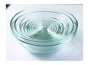 Duralex 6 cm Lys Stacking Bowl, Pack of 4, Transparent amazon add on item minimum 20 pound spend required. £2.99