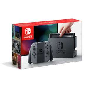 Nintendo Switch 32GB Grey Console - Brand New  £229.99  MusicMagpie on eBay