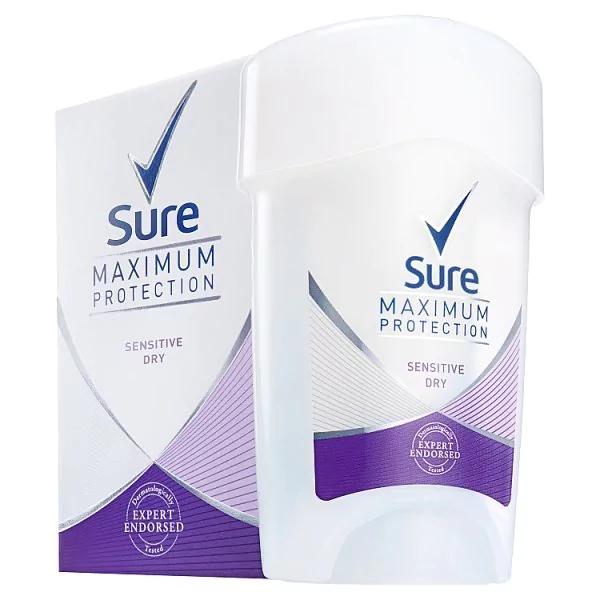 Sure Maximum protection deodorant  £2.99 usual price £4.99 at Superdrug