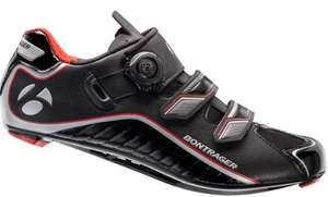 BONTRAGER CIRCUIT ROAD CYCLING SHOES in titanium and various sizes from £30.99 Delivered @ Triton Cycles