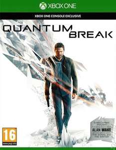 [Xbox One] Quantum Break - £4.39 (Pre-owned) - Music Magpie