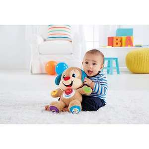 Fisher-Price Laugh & Learn Smart Stages Puppy £20,  £12.00 with code @ The Entertainer Toy Shop