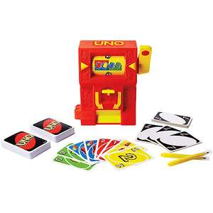 Uno Wild Jackpot was £29.99 Now £19.99, £12.00 with Code @ The Entertainer Toy Shop
