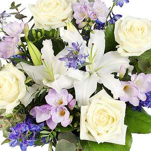 Extra 15% off Summer Skies Bouquet with Code @ Serenata Flowers