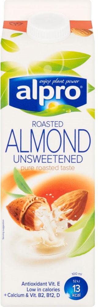 Alpro unsweetened almond milk 75p Fulton's foods