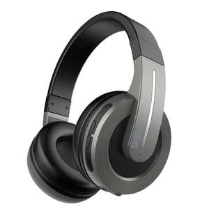 Sephia S6 Over Ear Wireless Bluetooth Headphones for £11.89 Prime / £15.88 non Prime Sold by Sephia and Fulfilled by Amazon - Lightning Deal