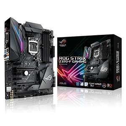 ASUS ROG STRIX Z370-F GAMING Motherboard £157.29 @ Amazon