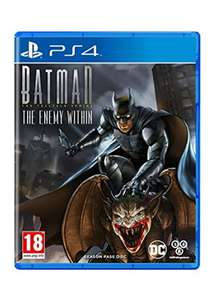 Batman The Telltale Series: The Enemy Within (PS4) £16.85 / Rise of The Tomb Raider: 20 Year Celebration (PS4) £14.85 Delivered @ Base