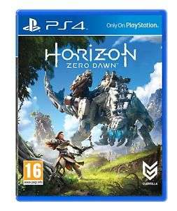 Horizon Zero Dawn PS4 £10.99 delivered from Boomerang Rentals eBay store