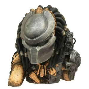 Predator Masked Bust Bank £8.99 Delivered with code @ Zavvi