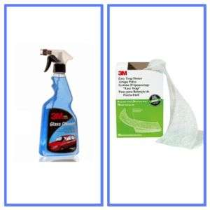 FREE Glass Cleaner & Duster Sheets at 3M