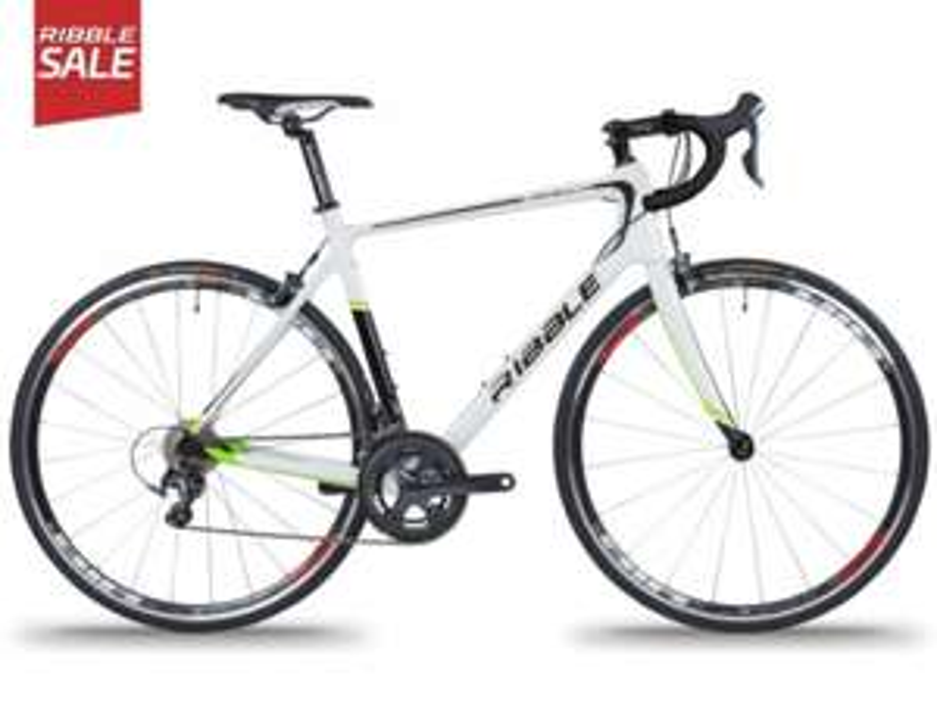 Ribble Evo Pro Tiagra Road Bike - full carbon Tiagra groupset for £749