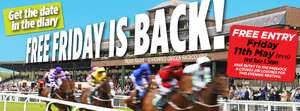FREE Friday is back on Friday 11th May (Evening meeting)@Ripon-races.co.uk
