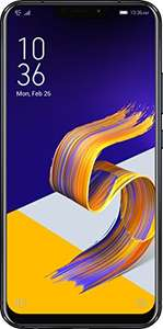 Asus Zenfone 5 ZE620KL Unlocked Handheld Smartphone 4G (Screen: 6.2 inches - 4 GB RAM - 64 GB ROM - Dual SIM - Android 8) Black @ Amazon FR