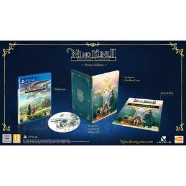 Ni no Kuni 2 Princes Edition £42.99 @ Smyths Toys