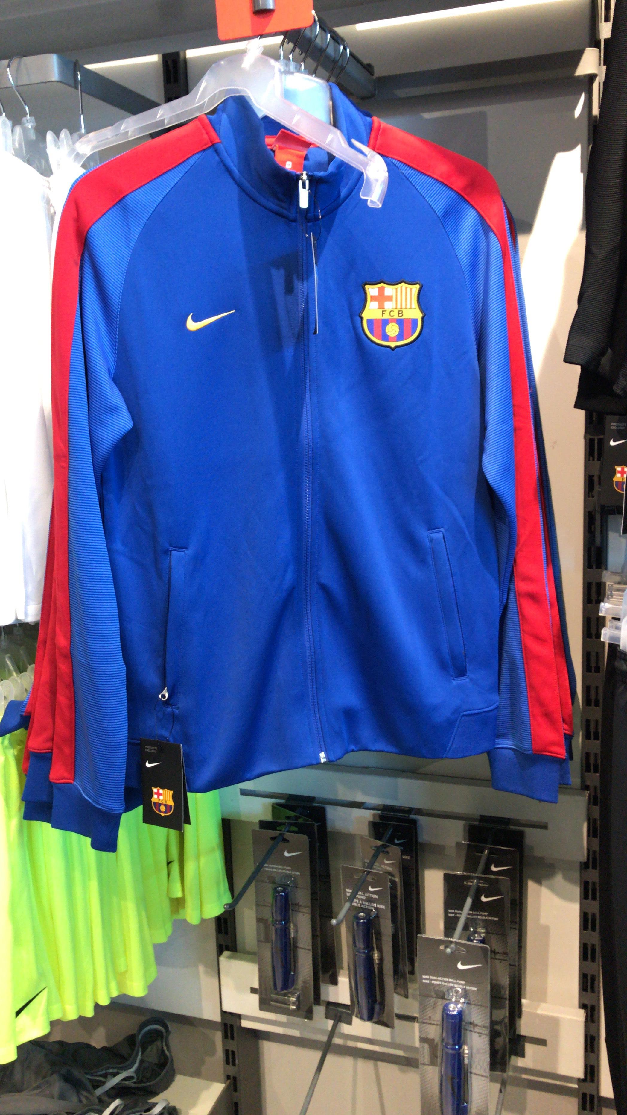 Nike Barcelona Top - £12.60 instore @ Nike Outlet (Thurrock)