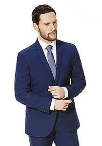 20% off (Selected) Mens Suits, Shirts Tailoring (£6.40-£36) @ Tesco.com