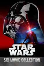 Star Wars: Six Movie Collection on iTunes £44.99