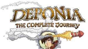 Deponia: The Complete Journey (PC - Steam) £2.33 (with code MAY10) at Fanatical