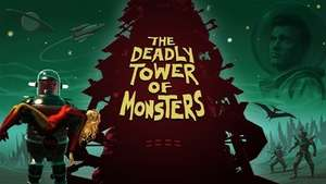 The Deadly Tower of Monters @ Fanatical - £1.97 - 10% off with code