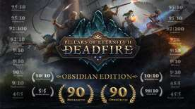 22% off Pillars of Eternity II Deadfire Standard, Deluxe and Obsidian Editions with Code @ Greenman Gaming