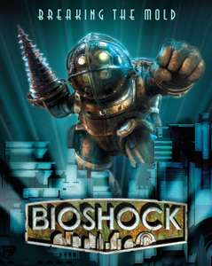 [Steam] BioShock Remastered - £2.64 - GreenmanGaming
