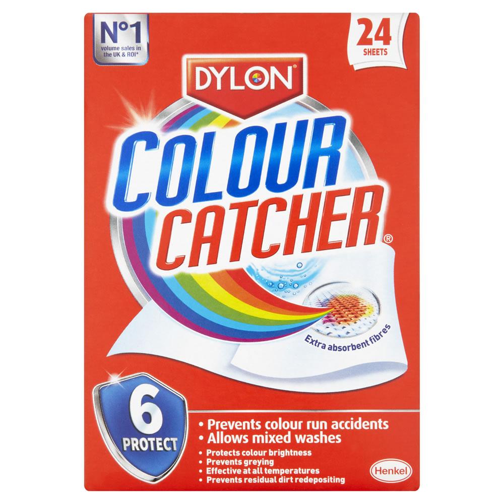 Dylon Colour Catcher 24 pack @wilko