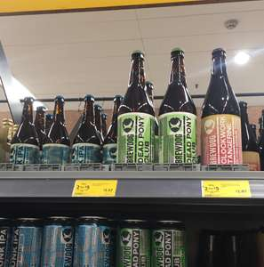 Hop to it! Brewdog 660ml 2 for £5 at Morrisons (online and instore)