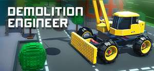 Demolition Engineer £3.59 at -25% @Steam