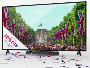 Sky multiroom £12/month + 50% off LG 4K TV - £249 (minimum term contracts apply)