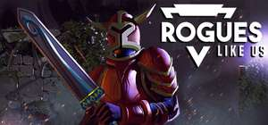 Rogues Like Us - £5.94 at -15% on Steam