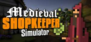 Medieval Shopkeeper Simulator £6.47 at -10% @Steam