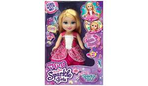 Sing along doll reduced to £7 @ Asda