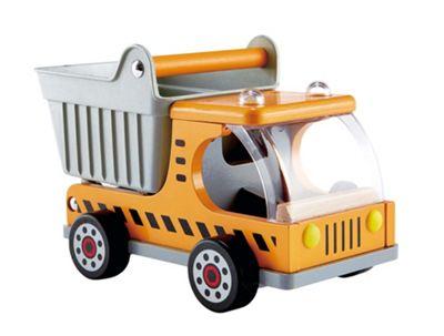 Hape - Dumper Truck £12.50 online @Debenhams (plus £3.49 delivery)