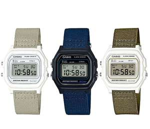 "Retro Casio ""collection"" watches £15.17 inc P&P from 7dayshop"