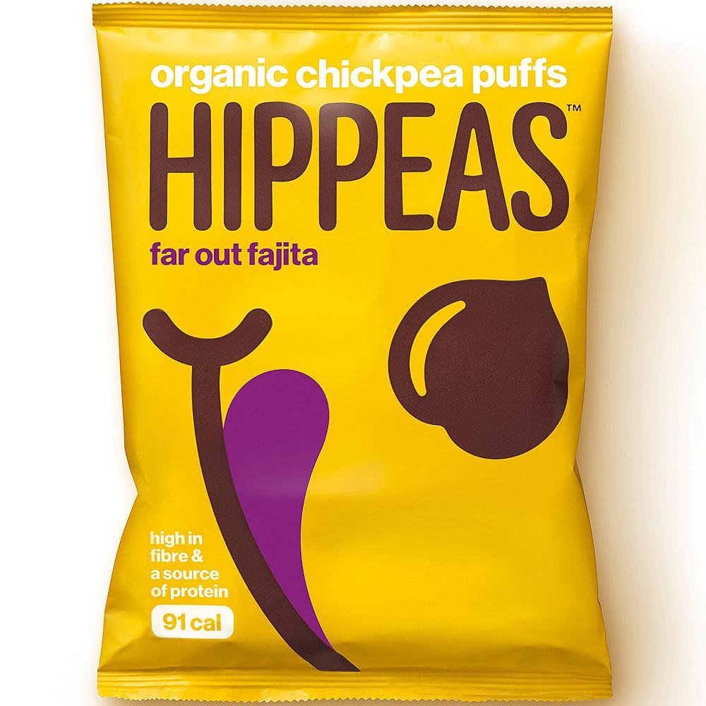 Free hippeas puffs 22g - free fage yoghurt pots @ checkoutsmart