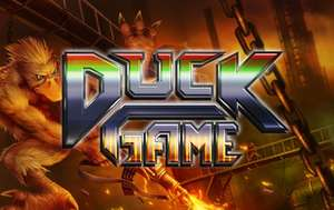 [Steam] Duck Game £3.99 and Broforce £2.99 (local multiplayer) @ Humble Bundle