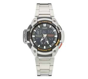 Casio Twin Sensor Combi Watch at Argos for £49.99
