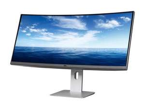 Dell u3415w ultra wide monitor for £611.48 at Scan