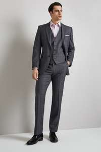 Moss Bros Suit £89