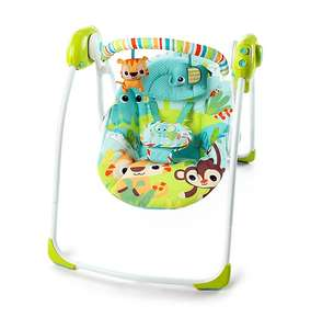 Bright Starts Safari baby swing was £69.99 now £19.99 free c & c @ Mothercare